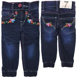 Baby Jeans (Flowery Pocket)
