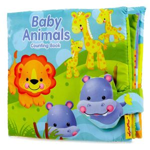 Animal Counting Softbook