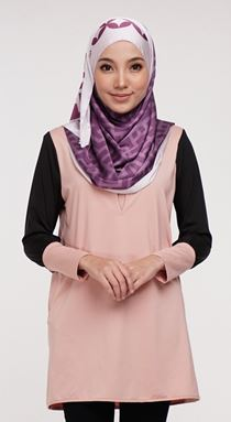 FLASH SALE 1 DAY ONLY!!   Qissara Essential Series 2 - ES208 Dusty Peach