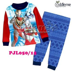 @  PJL050/15  ULTRAMAN RED BLUE