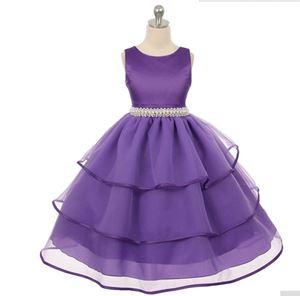 @  L95  PURPLE  DINNER DRESS