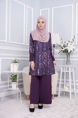 Rania Exclusive RE07 - Only size XS available (Blouse Only)