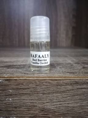 Red Berries with Vanilla Orchid 2ml