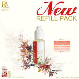 REFILL PACK 20ml - Autumn Flora