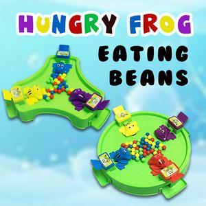 HUNGRY FROG EATING BEANS ETA 30/11/2018