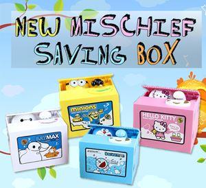 New Mischief Saving Box