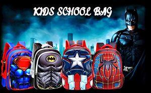 KIDS SCHOOL BAG N01071 READY STOCK