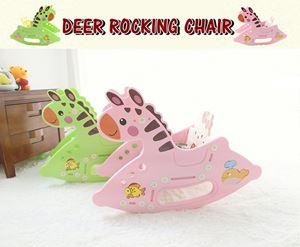 DEER ROCKING CHAIR N01089