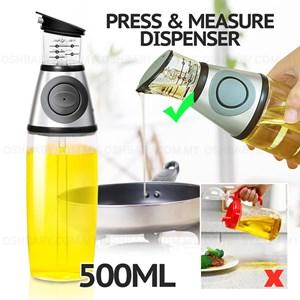 PRESS & MEASURE DISPENSER (Oil & Vinegar)