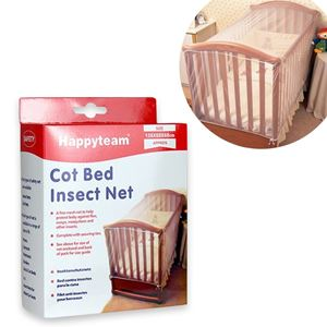 Baby Cot Insects Mosquitoes