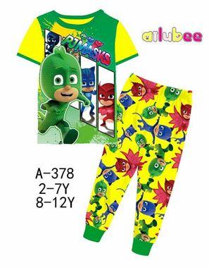 Pyjamas PJ Mask Green