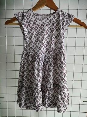 Princess Dress V2 : GREY NYC , size 4-6
