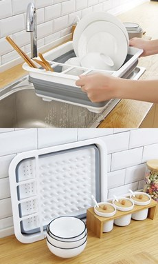 PORTABLE DISH RACK