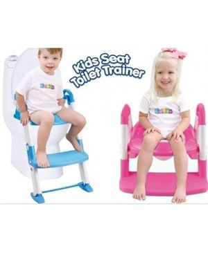 3 In 1 Kids Seat Toilet Trainer