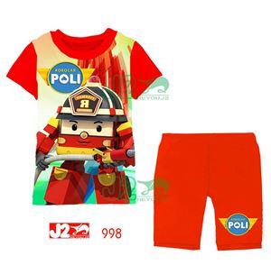 Pyjamas Set - Robocar Poli 998