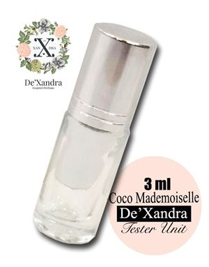21013 LADY ROSE - De'Xandra Tester 3ml