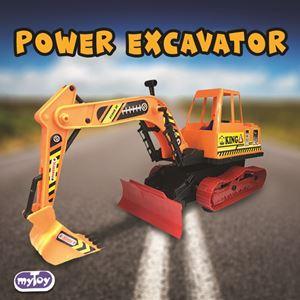 POWER EXCAVATOR ETA 17 AUG 20