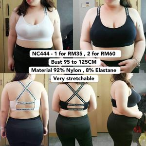 NC444 *Bust 95 to 125CM