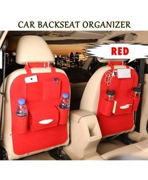 CAR BACKSEAT ORGANIZER N00625