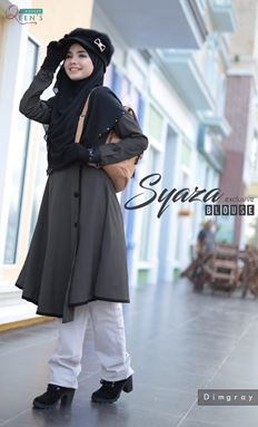 SYAZA EXCLUSIVE ( DimGrey )