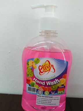 CLEVER HAND WASH 500ml