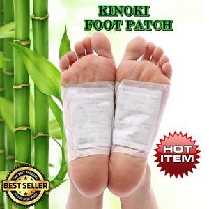 KINOKI FOOT PATCH ETA 21 DEC 18