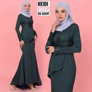 HEIDI DRESS RM 115