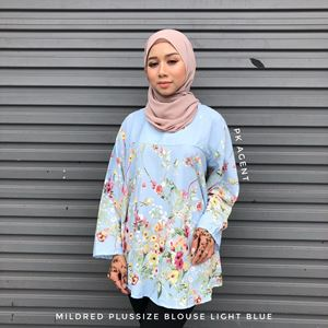 MILDRED PLUSSIZE BLOUSE