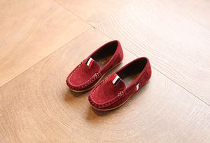 LOAFER BOY-RED