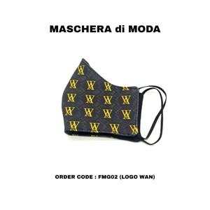 MASCHERA di MODA (FMG02 - LOGO WAN)