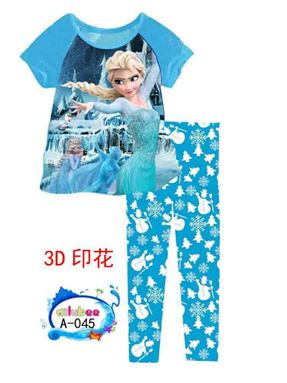 Pyjamas - Frozen A045