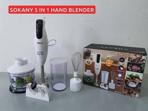 SOKANY BLENDER 5 IN 1