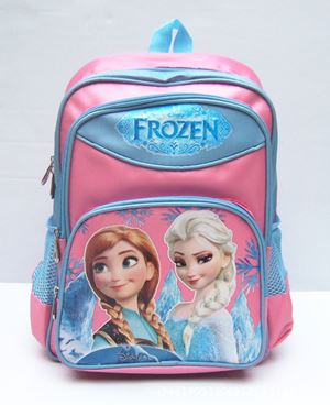Frozen Backpack - Anna & Elsa Pink