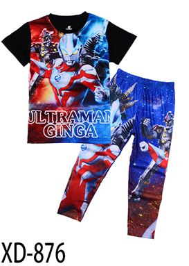 XD-876 ULTRAMAN KIDS PYJAMAS
