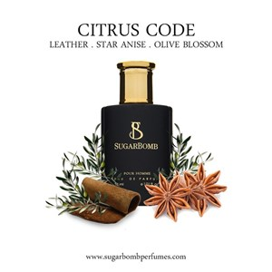 CITRUS CODE 30ML ( NEW BOTTLE)