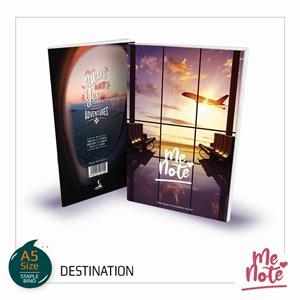 BUKU NOTA #MeNote Design Destination