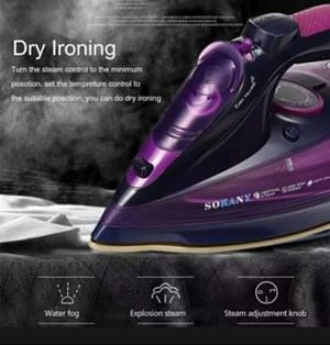 SOKANY STEAM IRON