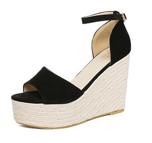 Shoe 2753 Black | Beige