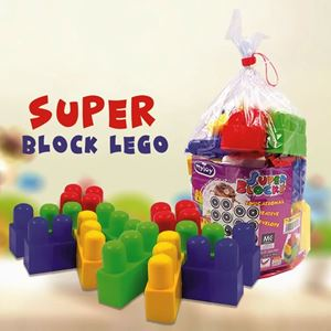 MY TOYS SUPER BLOCK LEGO