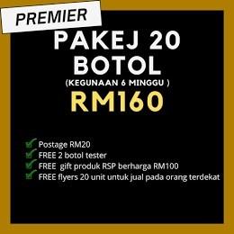 (BC) JUS RATU GONCANG  20 BOTOL FREE 2 BOTOL JRG + FREE RSP RM100