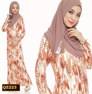Qissara Zara QZ223 (XS, L, XL, 2XL)