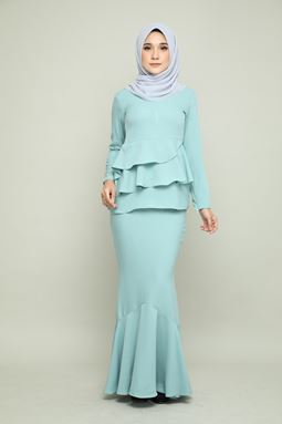 ROSSEL KURUNG - MINT GREEN