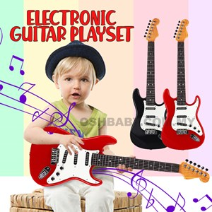 ELECTRONIC GUITAR PLAYSET