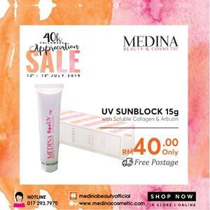 Perfect Uv Sunblock 15g
