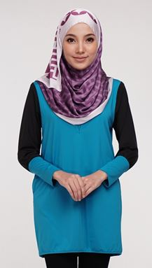 FLASH SALE 1 DAY ONLY!!  Qissara Essential Series 2 - ES211 Turqoise Blue