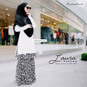 LAURA KURUNG (WHITE SMOKEY)