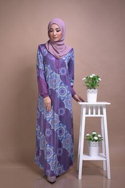 Jubah 'Aisyah (JA101) Size Petite only