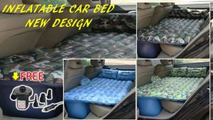 INFLATABLE CAR BED NEW DESIGN