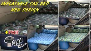 INFLATABLE CAR BED NEW DESIGN ETA 23/12