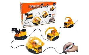 @  Magic Toy Inductive Vehicle - 3